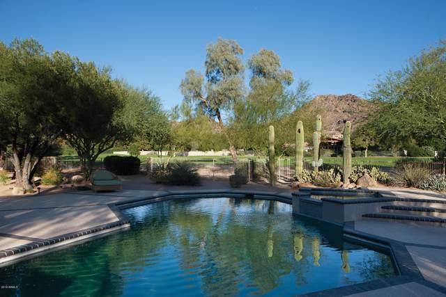 7547 N Eucalyptus Drive, Paradise Valley, AZ 85253 (MLS #6001428) :: The Pete Dijkstra Team
