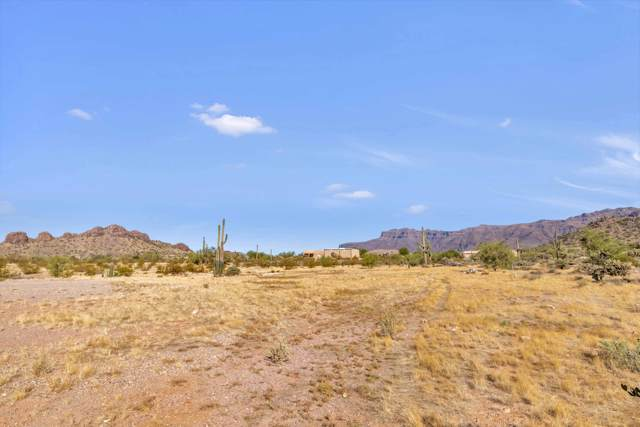 00 E Cordova Street, Gold Canyon, AZ 85118 (MLS #6001429) :: The Garcia Group