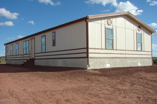 9190 Ulttech Trail, Snowflake, AZ 85937 (MLS #6001430) :: The Kenny Klaus Team