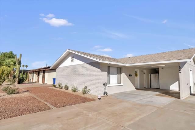 424 W Santa Cruz Drive, Tempe, AZ 85282 (MLS #6001437) :: The W Group