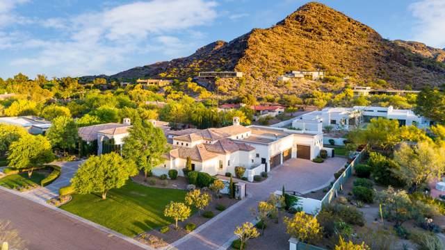 5419 E Sapphire Lane, Paradise Valley, AZ 85253 (MLS #6001468) :: The Kenny Klaus Team