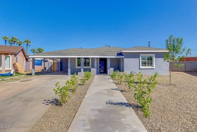 4319 N 11TH Place, Phoenix, AZ 85014 (MLS #6001528) :: RE/MAX Excalibur