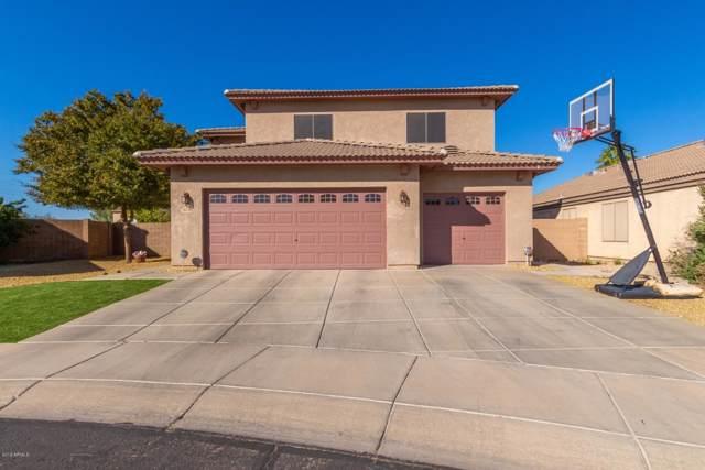 16254 W Port Royale Lane, Surprise, AZ 85379 (MLS #6001536) :: Revelation Real Estate