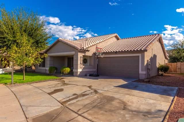 4837 N 84TH Drive, Phoenix, AZ 85037 (MLS #6001584) :: Yost Realty Group at RE/MAX Casa Grande