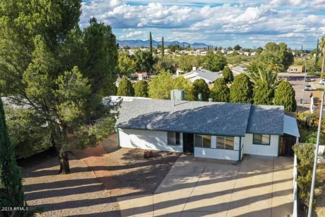 926 Plaza Topaz, Sierra Vista, AZ 85635 (MLS #6001608) :: Devor Real Estate Associates