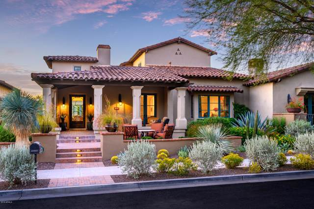 19997 N 101ST Place #1112, Scottsdale, AZ 85255 (MLS #6001640) :: The Ramsey Team