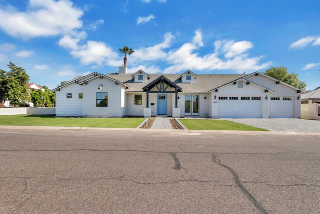 4433 N 38th Street, Phoenix, AZ 85018 (MLS #6001678) :: Brett Tanner Home Selling Team