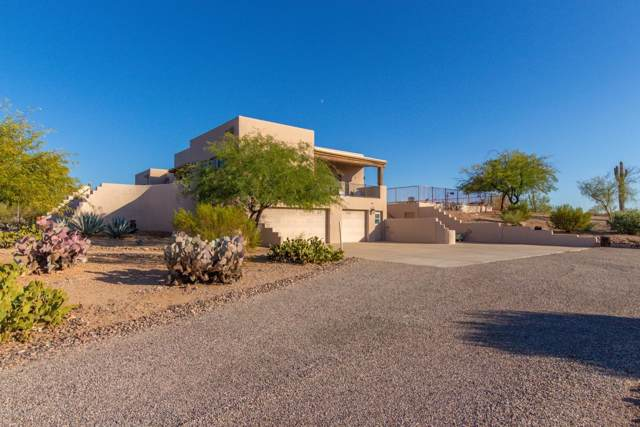 10591 E Sleepy Hollow Trail, Gold Canyon, AZ 85118 (MLS #6001763) :: The Kenny Klaus Team