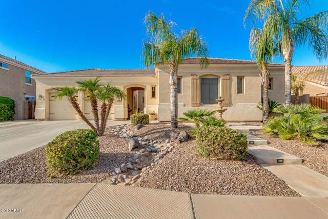 4808 E Karsten Drive, Chandler, AZ 85249 (MLS #6001781) :: The W Group