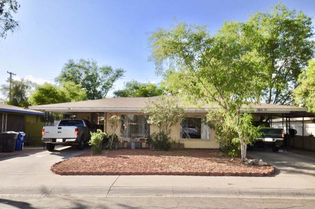 426 S Hobson, Mesa, AZ 85204 (MLS #6001815) :: CC & Co. Real Estate Team
