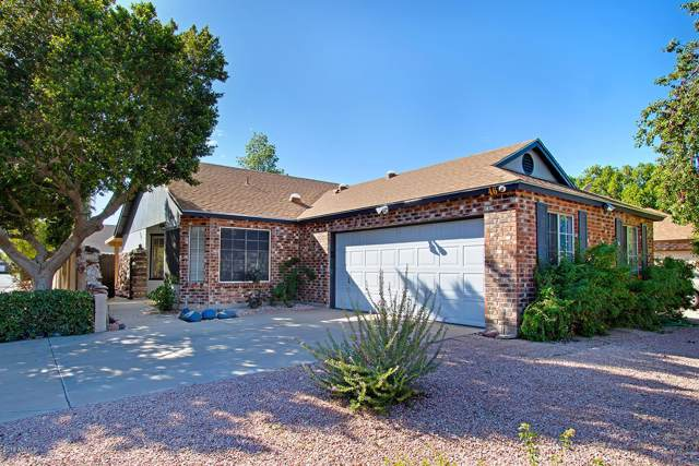 1111 N 64TH Street #46, Mesa, AZ 85205 (MLS #6001875) :: The Laughton Team