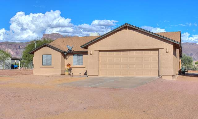 2237 S Val Vista Road, Apache Junction, AZ 85119 (MLS #6001894) :: Yost Realty Group at RE/MAX Casa Grande