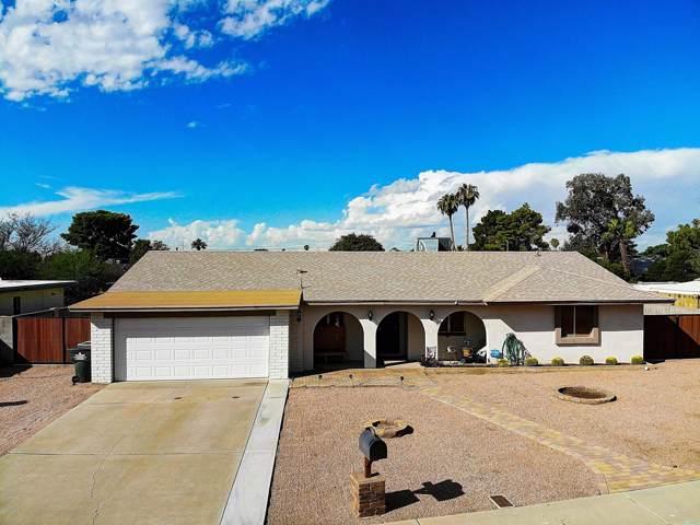 10046 N 37TH Avenue, Phoenix, AZ 85051 (MLS #6001899) :: Devor Real Estate Associates