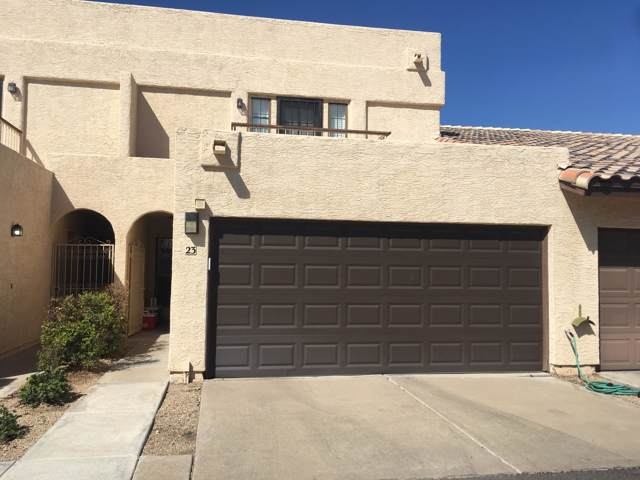 6223 N 12TH Street #23, Phoenix, AZ 85014 (MLS #6001918) :: The Everest Team at eXp Realty