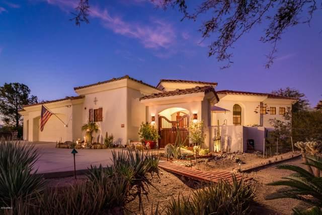 6446 E Trailridge Circle #48, Mesa, AZ 85215 (MLS #6001919) :: Yost Realty Group at RE/MAX Casa Grande