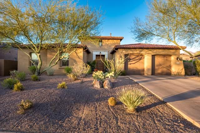 9450 E Sera Brisa, Scottsdale, AZ 85255 (MLS #6001928) :: Devor Real Estate Associates