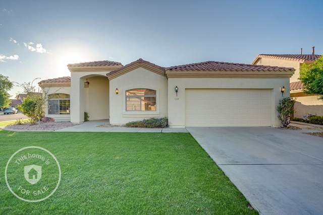 1334 N Pebble Beach Drive, Gilbert, AZ 85234 (MLS #6001932) :: The Kenny Klaus Team