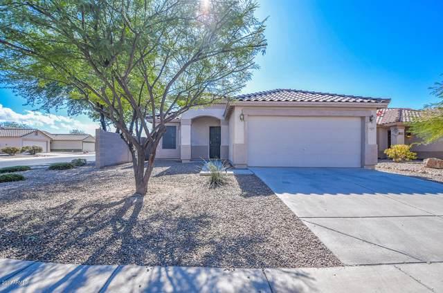 629 W Kingman Loop, Casa Grande, AZ 85122 (MLS #6001955) :: Lux Home Group at  Keller Williams Realty Phoenix