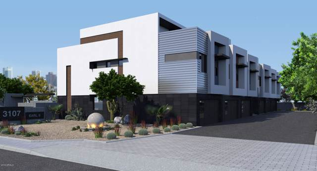 3107 N 70TH Street #1003, Scottsdale, AZ 85251 (MLS #6001956) :: Lifestyle Partners Team