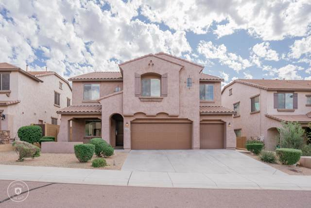 9015 W Yellow Bird Lane, Peoria, AZ 85383 (MLS #6001972) :: The Kenny Klaus Team