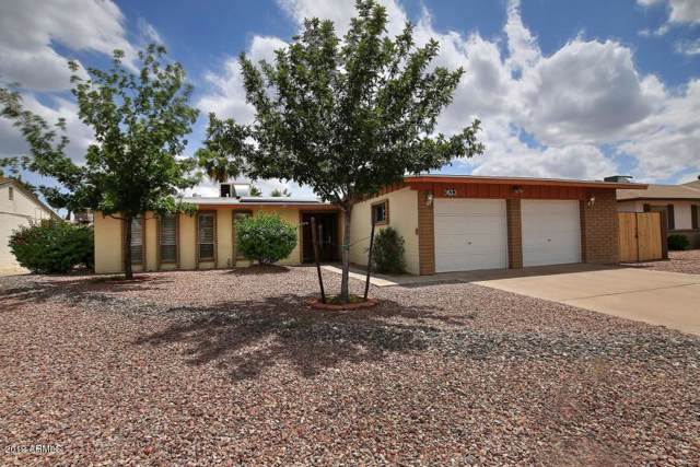 3633 W Bloomfield Road, Phoenix, AZ 85029 (MLS #6001975) :: Devor Real Estate Associates