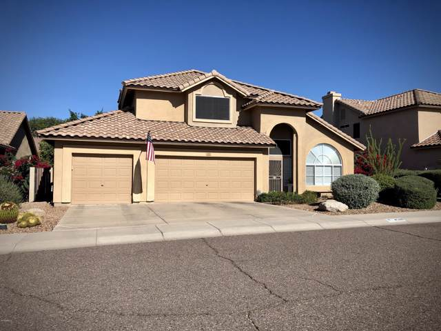 4528 E Fernwood Court, Cave Creek, AZ 85331 (MLS #6001991) :: RE/MAX Desert Showcase