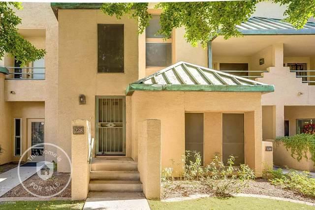 101 N 7TH Street #228, Phoenix, AZ 85034 (MLS #6002011) :: Riddle Realty Group - Keller Williams Arizona Realty
