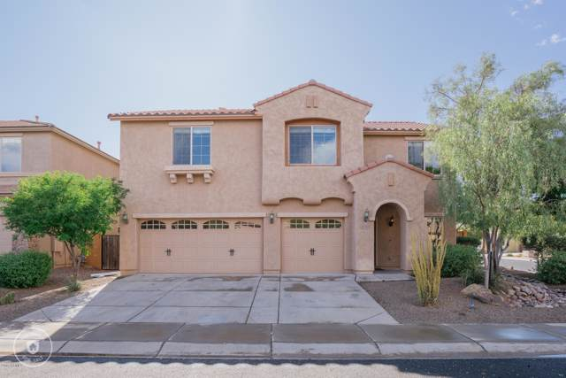 25995 W Ross Avenue, Buckeye, AZ 85396 (MLS #6002036) :: The Kenny Klaus Team