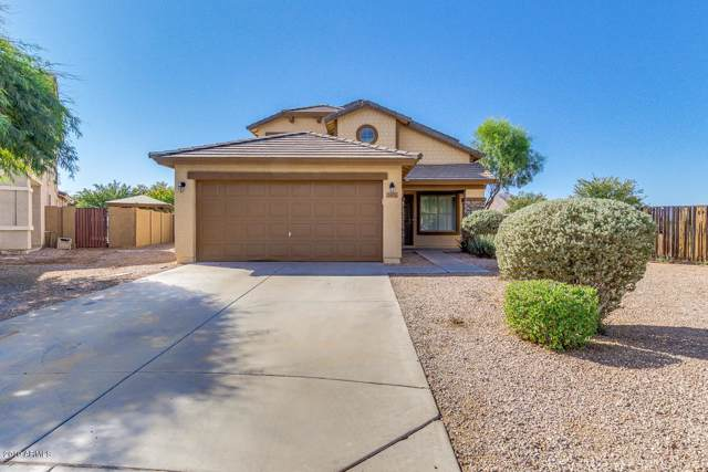 2671 W Desert Spring Way, Queen Creek, AZ 85142 (MLS #6002038) :: Dijkstra & Co.