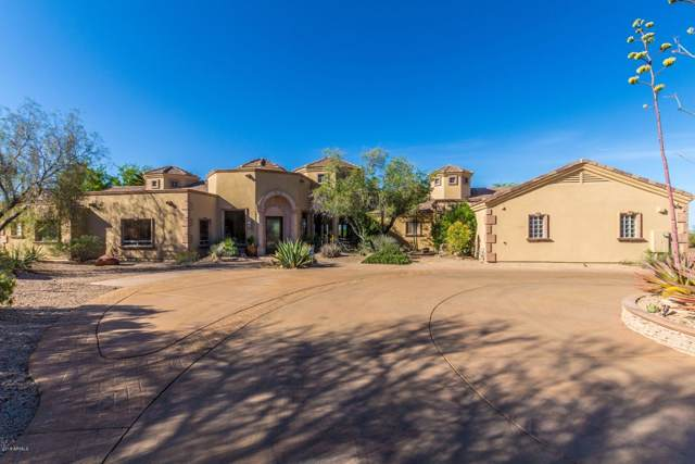 9701 E Happy Valley Road #30, Scottsdale, AZ 85255 (MLS #6002047) :: Conway Real Estate