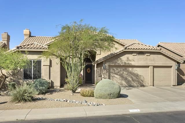 18676 N 95TH Street, Scottsdale, AZ 85255 (MLS #6002049) :: Devor Real Estate Associates