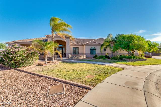 11339 E Fox Street, Mesa, AZ 85207 (MLS #6002055) :: Occasio Realty