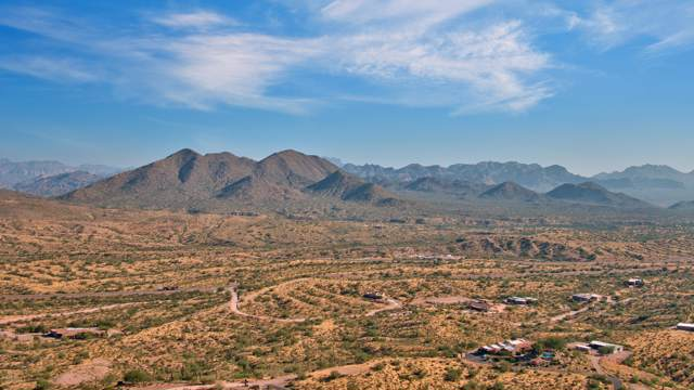 14421 N Whiteface Canyon, Fort McDowell, AZ 85264 (MLS #6002087) :: Kepple Real Estate Group