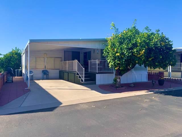 7750 E Broadway Road #416, Mesa, AZ 85208 (MLS #6002105) :: The Kenny Klaus Team