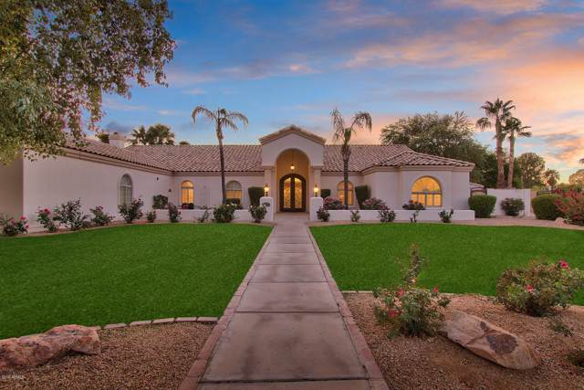 9495 E Kalil Drive, Scottsdale, AZ 85260 (MLS #6002106) :: The Kenny Klaus Team
