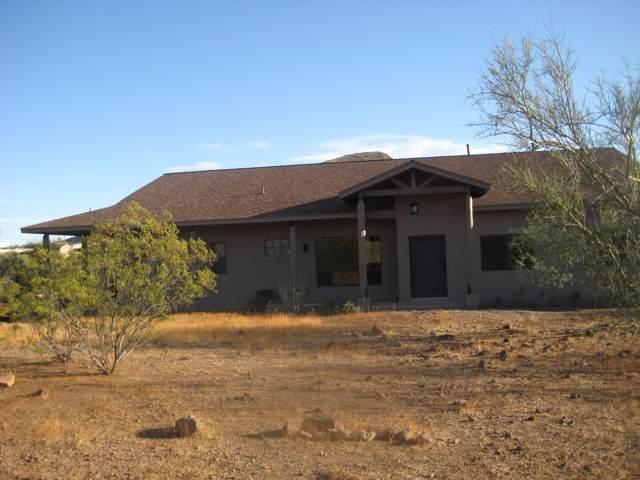 43720 N 20TH Street, New River, AZ 85087 (MLS #6002159) :: Riddle Realty Group - Keller Williams Arizona Realty