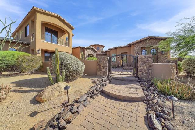 7969 E Baker Drive, Scottsdale, AZ 85266 (MLS #6002163) :: Openshaw Real Estate Group in partnership with The Jesse Herfel Real Estate Group