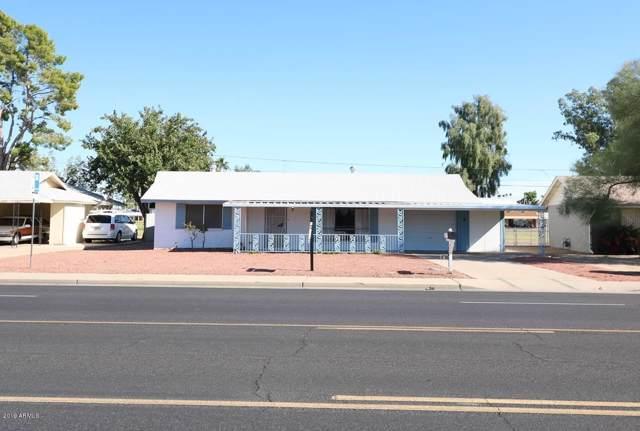 12655 N 111TH Avenue, Sun City, AZ 85351 (MLS #6002164) :: The Garcia Group