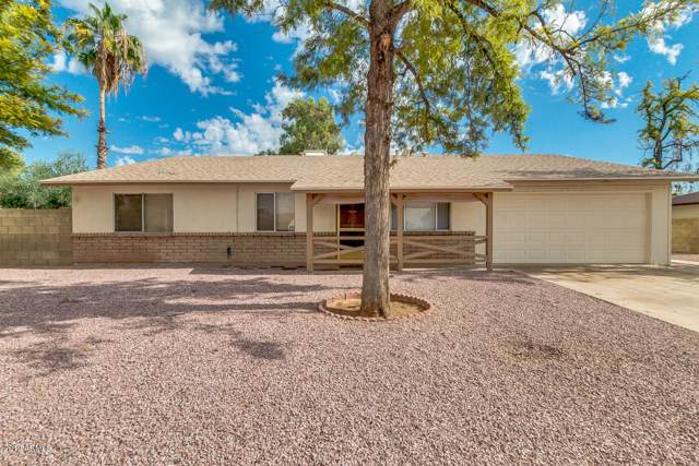 11453 N 41ST Avenue, Phoenix, AZ 85029 (MLS #6002172) :: Devor Real Estate Associates