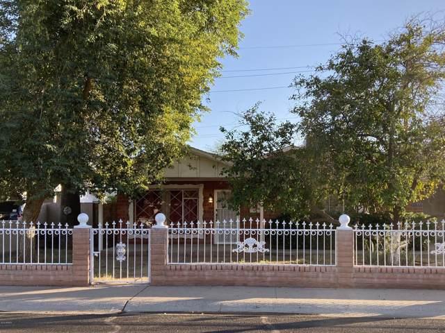 3713 W Claremont Street, Phoenix, AZ 85019 (MLS #6002213) :: The Laughton Team