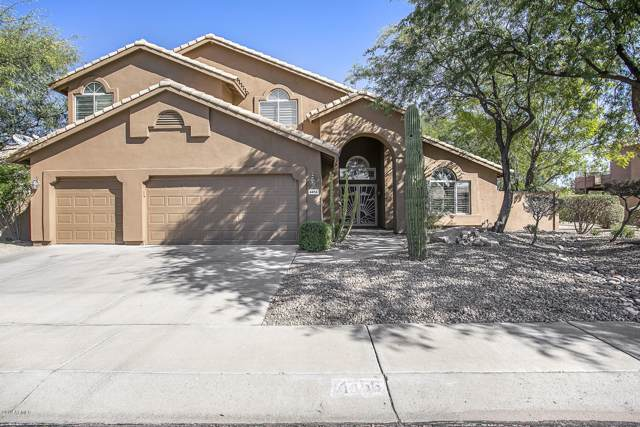 4456 E Barwick Drive, Cave Creek, AZ 85331 (MLS #6002238) :: RE/MAX Desert Showcase