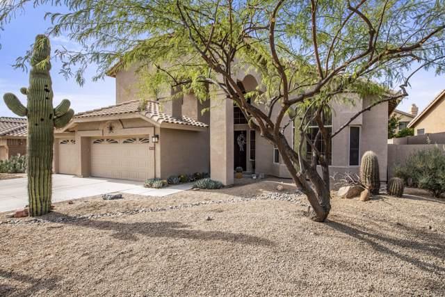 19118 N 94TH Street, Scottsdale, AZ 85255 (MLS #6002257) :: Kepple Real Estate Group