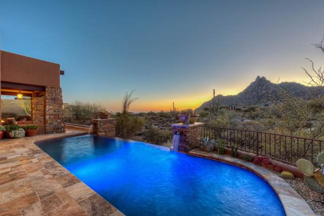 10585 E Crescent Moon Drive #27, Scottsdale, AZ 85262 (MLS #6002328) :: The Kenny Klaus Team