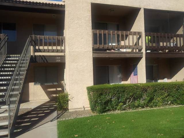 520 N Stapley Drive #264, Mesa, AZ 85203 (MLS #6002330) :: CC & Co. Real Estate Team
