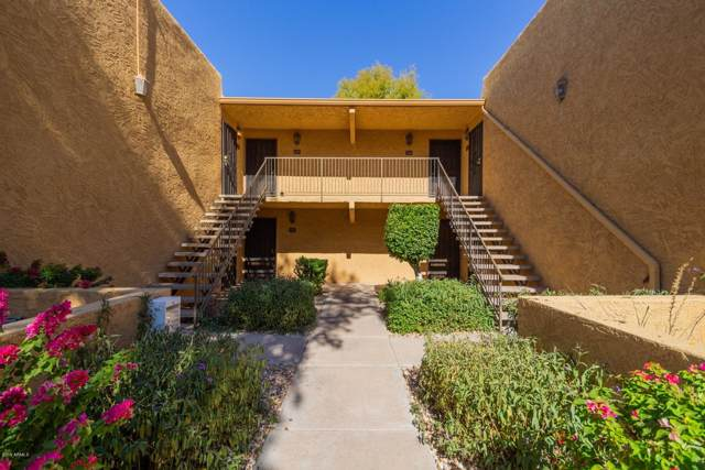 8500 E Indian School Road #221, Scottsdale, AZ 85251 (MLS #6002344) :: The W Group
