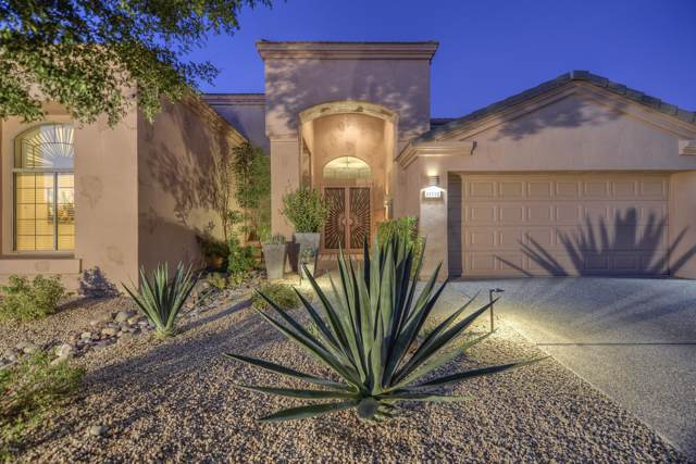 11712 E De La O Road, Scottsdale, AZ 85255 (MLS #6002349) :: RE/MAX Desert Showcase