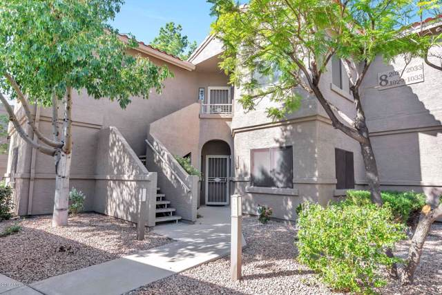 15050 N Thompson Peak Parkway #2033, Scottsdale, AZ 85260 (MLS #6002350) :: neXGen Real Estate