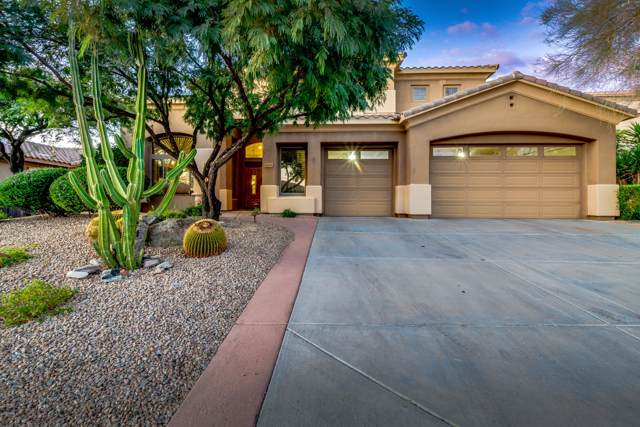 11156 E Winchcomb Drive, Scottsdale, AZ 85255 (MLS #6002355) :: Yost Realty Group at RE/MAX Casa Grande