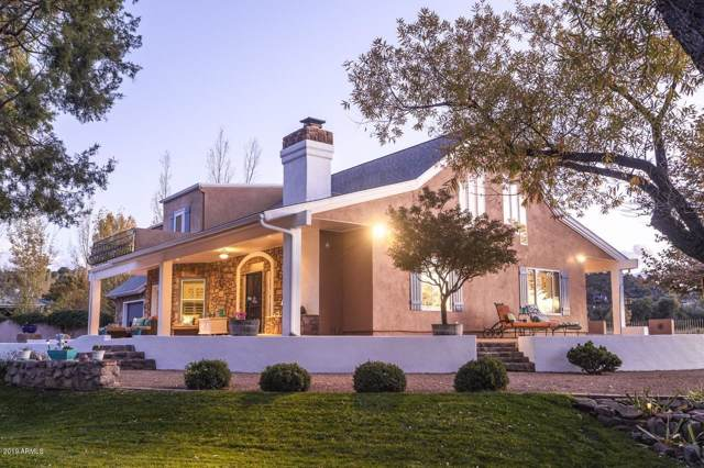 608 S Country Club Lane, Payson, AZ 85541 (MLS #6002370) :: The Ford Team