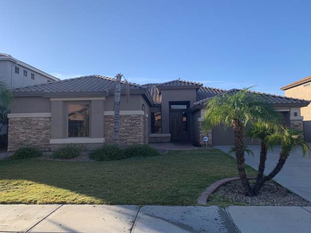 6877 W Lariat Lane, Peoria, AZ 85383 (MLS #6002387) :: Devor Real Estate Associates